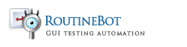 RoutineBot – GUI Test Automation Robot
